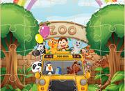 Fun Zoo Animal Jigsaw