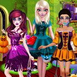 Princess Halloween Party