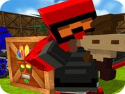 Blocky Gun Paintball 2