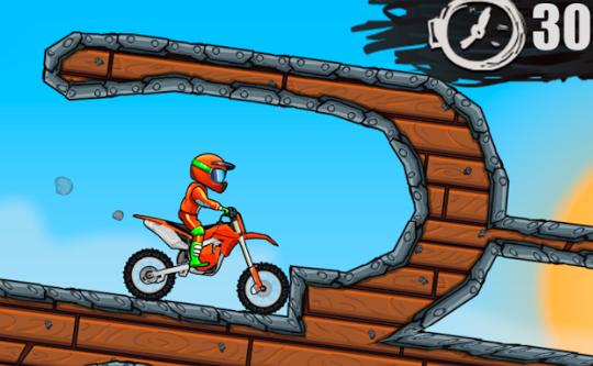 Dirt Bike Games - playmygame.com