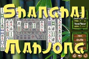 Shanghai Mahjong Game Play Shanghai Mahjong Online For