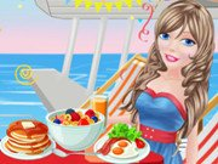 Princess's Private Yacht