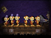 Logical Theatre Six Monkeys