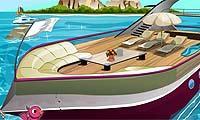 Yacht Deck Decoration