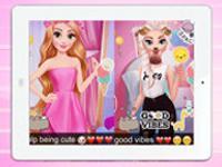 Barbie Snapchat Challenge