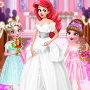 Frozen Sister Flower Girls