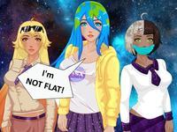 Princess Earth-Chan