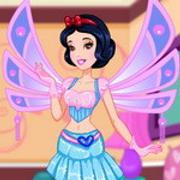 Snow White Princess Winx Style