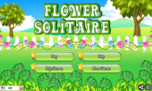 Flower Solitaire