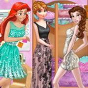 Disney Princess College Fun