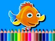 Bts Fish Coloring Book
