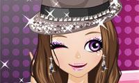 Sparkle Make-Up