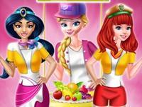 Super Market Promoter Girls