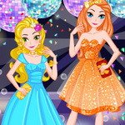 Princess Graduation Prom