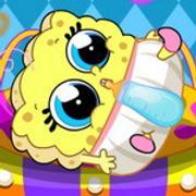 Spongebob Baby Caring
