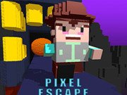 Pixel Escape Run