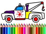 Bts Trucks Coloring