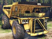 Mining Truck Jigsaw