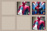 Spiderman 2048