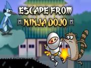 Escape From Ninja Dojo