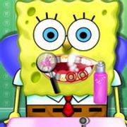 Spongebob Tooth Surgery