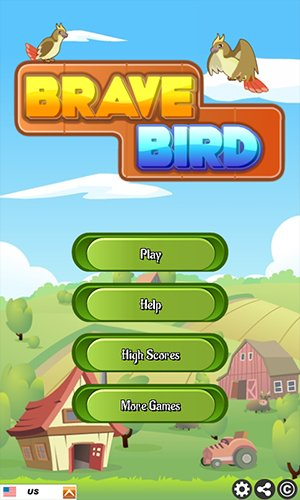 Brave Bird Fly