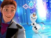 Olaf's Fancy Footwork
