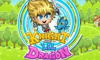 Knight and Lil Dragon