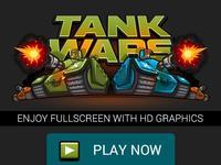 Battle of Tanks | Tank Wars Fullscreen HD Game