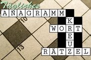 Tägliches Anagramm Kreuzworträtsel