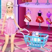 Princesses Valentine Day Shopping