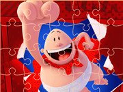 Captain Underpants Puzzle Mania