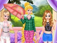Princesses Favorite Weather