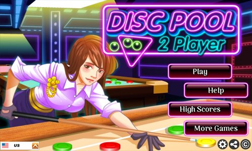 Disc Pool 2 Player