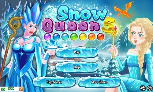 Snow Queen 4 Online Game