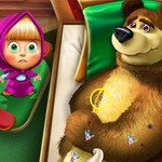 Masha And The Bear Surgery
