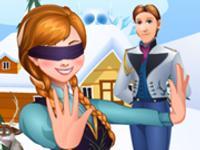 Anna Hide And Seek