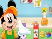 Mickey's Blender Bonanza