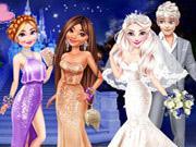 Elsa's Wonderland Wedding