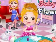 Baby Hazel Flower Girl
