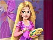 Rapunzel's Painting Romm