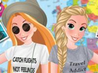 Rapunzel's Travel Blog