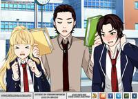 Manga Creator School Days page.17