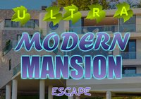 Ultra Modern Mansion Escape