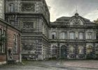 Abandoned University Escape