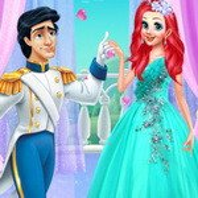 Mermaid Princess Love