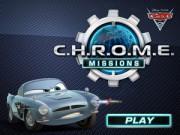 Cars 2 - C.h.r.o.m.e. Missions