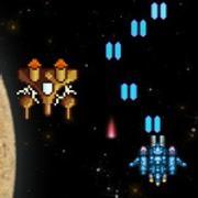 Spaceship Survival Shooter