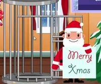 Aid Santa To Escape Walkthrough
