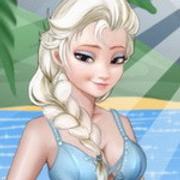 Elsa Bikini Beach